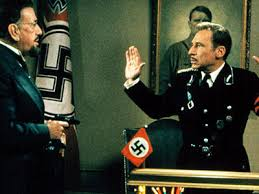 Jose Ferrer and Mel Brooks in To Be Or Not To be (1983)